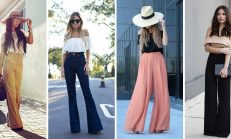 Bol Paça Pantolon Modası ve Modelleri
