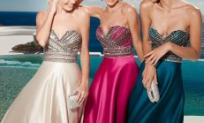 İşlemeli Abiye Elbise Modelleri