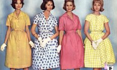 1960'ların Modasına Biraz Göz Atalım!
