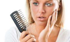 Saç Dökülmesine Karşı Saç Bakım Kürü