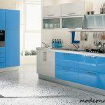 Beyaz-açık-mavi-mutfak-modelleri