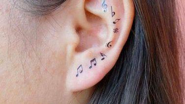 Kulak Dövmesi Modası ve Modelleri
