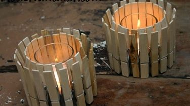 Mandaldan mumluk yapımı