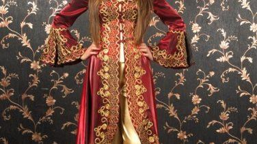 Geleneksel Kına Elbisesi Modelleri
