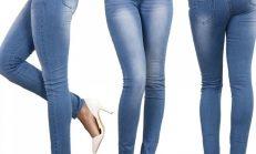Beden Yapısına Göre Kot Pantolon Nasıl Seçilir?