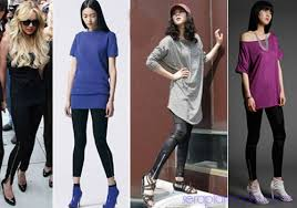 Yeni Trend Ayaktan Bantlı Tayt Modelleri