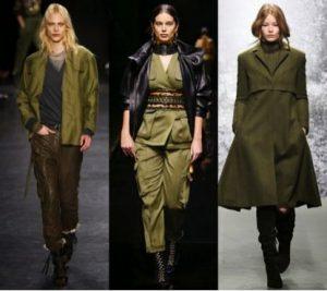 Kış modası 2018