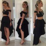 Nişan Göbeği Açık Abiye Elbise Modelleri