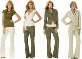 Trend Bayan Takım Elbise Modası