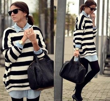 072eece83576c Kış-Bayan-Salaş-Rahat Giyim Modası - Kadın Modası ve Trend Modeller