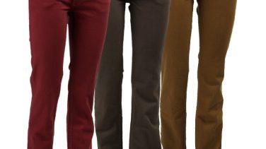 2018 Kadife Pantolon Modelleri