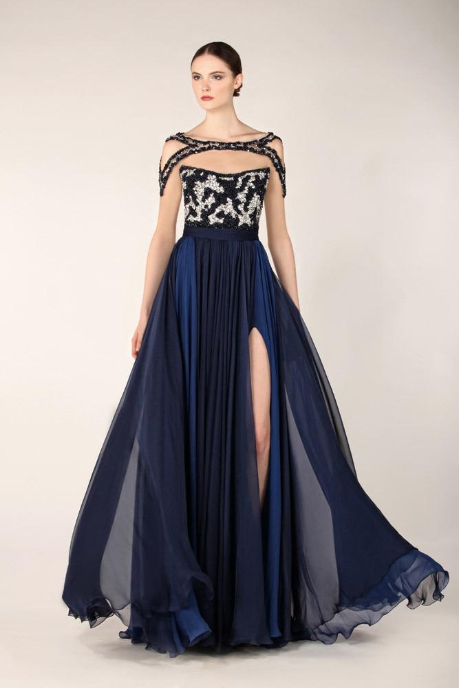 2b5e2a11cd769 Taş İşlemeli Güzel Abiye Elbise Modelleri - Kadın Modası ve Trend ...