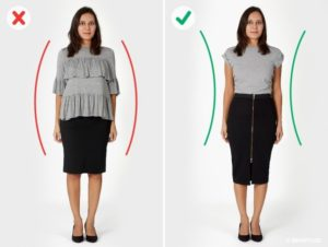 Elbise Seçiminde ve Kombinde Yapılan Hatalar