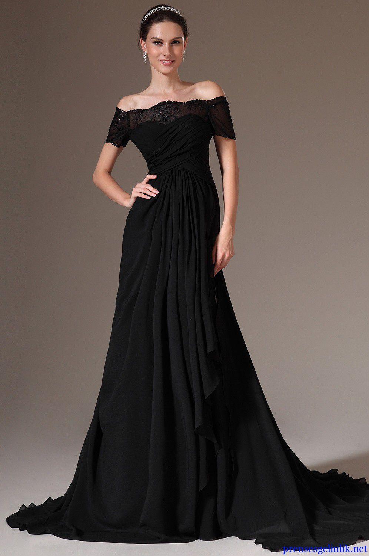 1e95ce2016bc5 Dantelli Dekolteli Abiye Elbise Modelleri - Kadın Modası ve Trend ...
