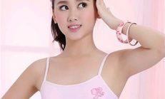 Genç Kız İç Çamaşırı ve Genç Kız Sutyen Modelleri