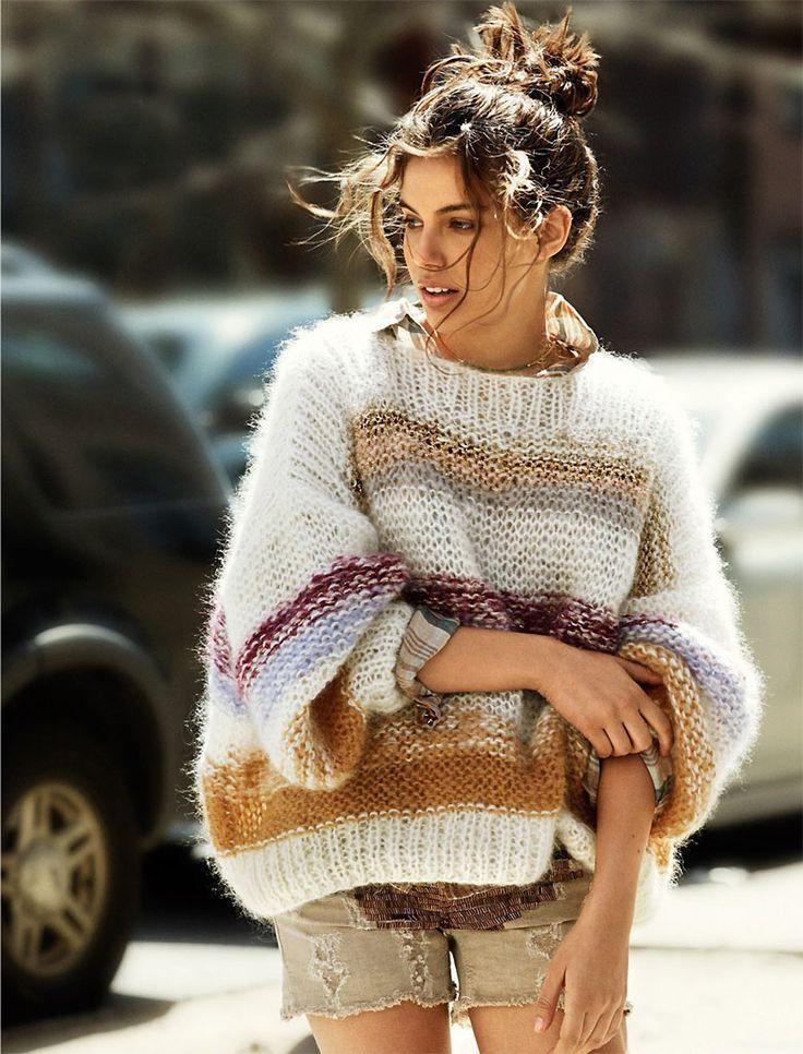En Güzel Bayan Kazak Modelleri